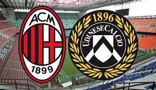 Милан – Удинезе смотреть онлайн бесплатно 2 апреля 2019 прямая трансляция в 20:00 МСК.