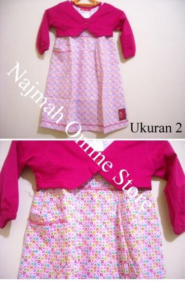 Katalog Gamis Baju Anak Oka Oke Modern Baju Murah Grosir Dan