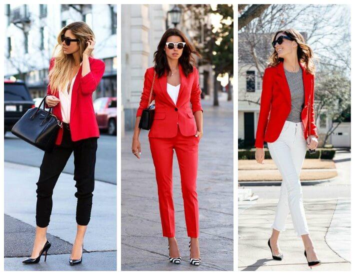 7928df15f81 Κόκκινο Σακάκι: Πώς να το φορέσετε - The Greek Shopper