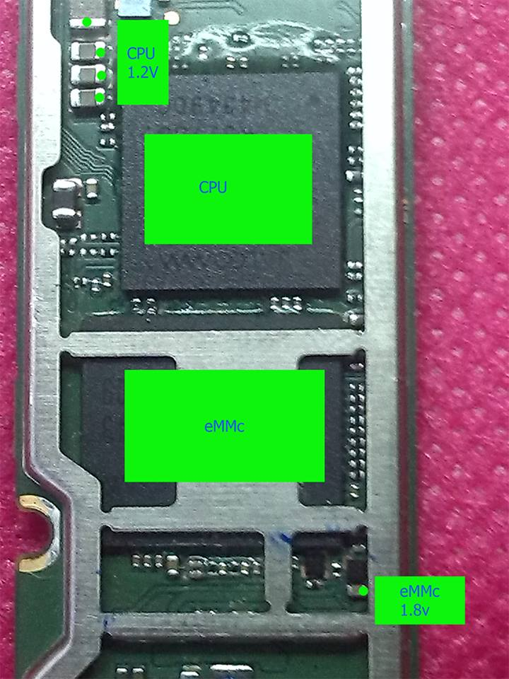 huawei gc jumper way  power mobile, wiring diagram