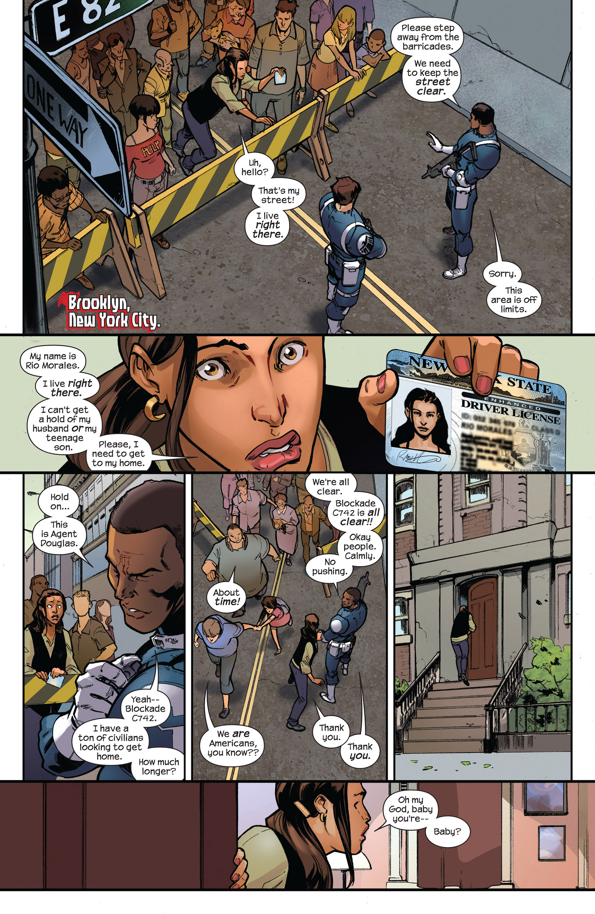 Read online Ultimate Comics Spider-Man (2011) comic -  Issue #17 - 17