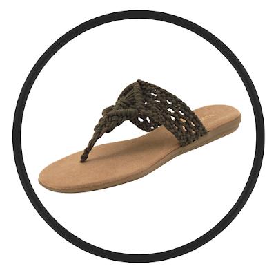 Aerosoles Chlip Art Women's Flip Flops
