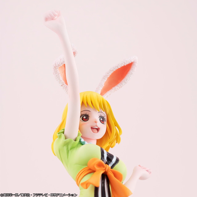 Action Figure ONE PIECE Carrot Limited Edition 2019