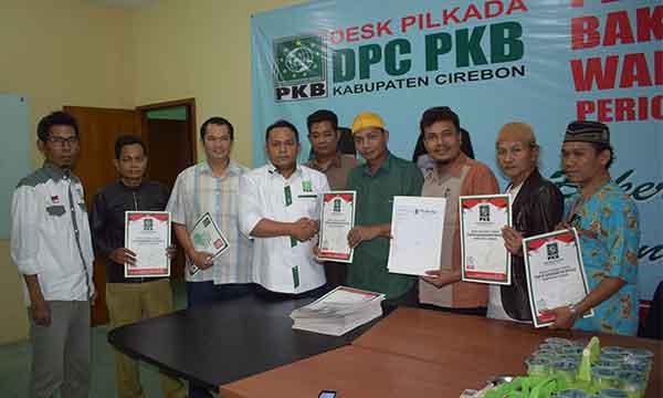 pkb kabupaten cirebon buka pendaftaran bacaleg