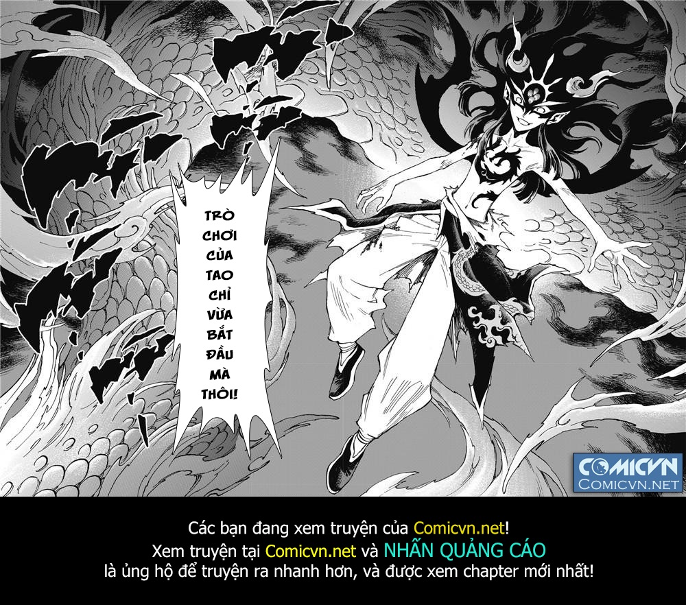 Huyền Hạo Chiến Kí - Chap 35