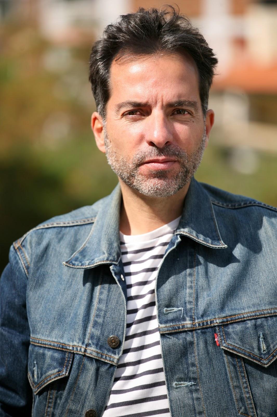 El autor david crespo for El jardin de sonoko