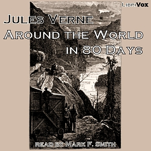 Around the World in 80 Days Streaming Audiobook