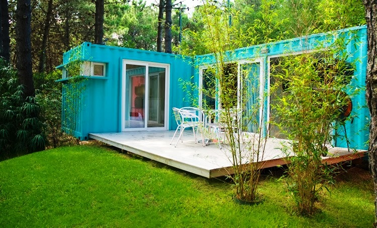Aneka Model Villa Container Container Cafe Container