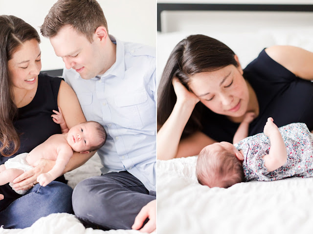 DC Newborn Lifestyle Photography | Photos by Heather Ryan Photography