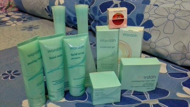 Produk Kosmetik Wardah Andalan Wanita