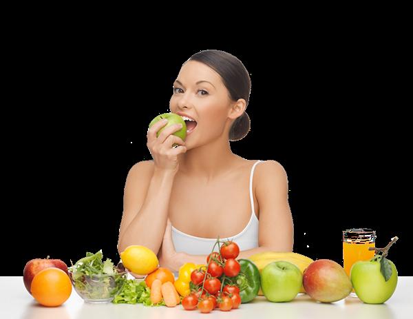 Ăn nhiều loại hoa quả