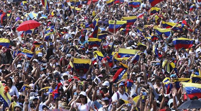 Venezuela Aid Live: El discurso de Daniel Habif hizo llorar a la multitud