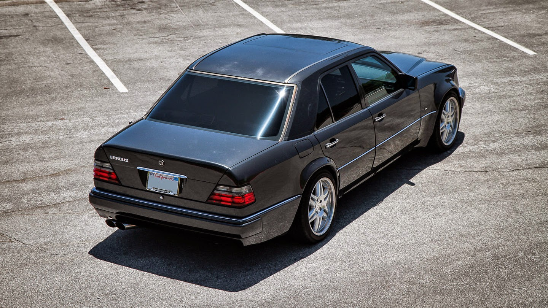 Mb 6x6 Brabus >> Mercedes-Benz W124 E500 BRABUS Style   BENZTUNING