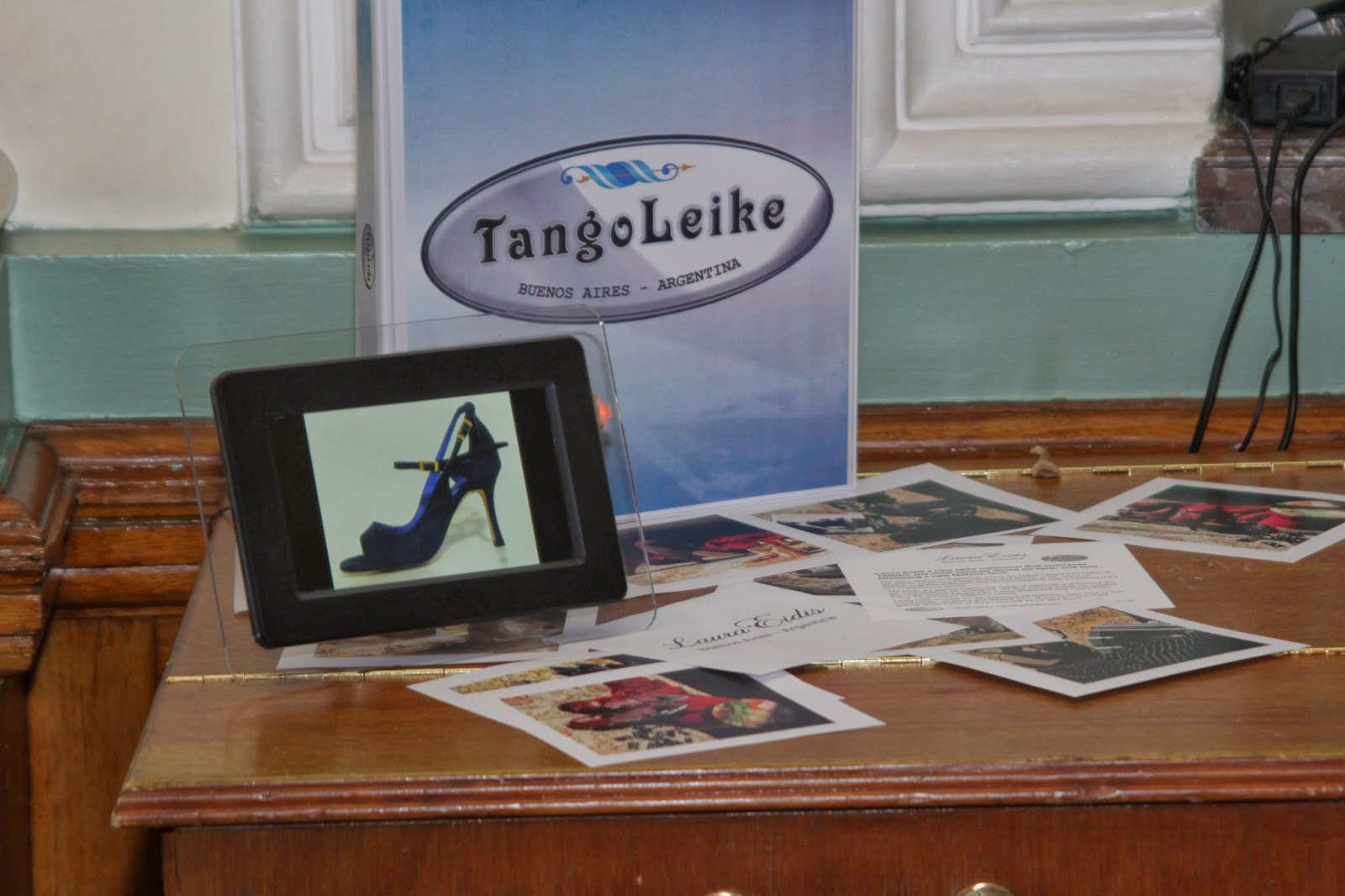 TangoLeike (Argentina) in the Designer Showroom