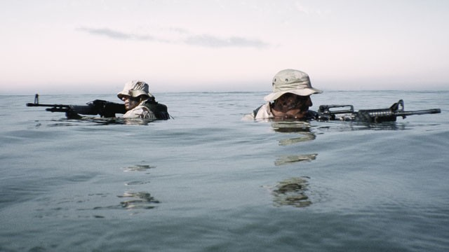 File:United States Navy SEALs 206.jpg - Wikimedia Commons  |Navy Seals Emerging From Water