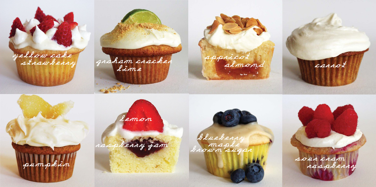 Wedding Cake Flavored Cupcakes Recipes