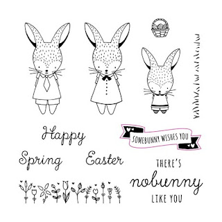 Easter Stamps CTMH