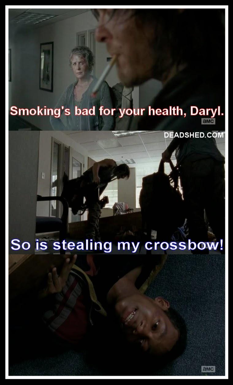 The Walking Dead Daryl Meme