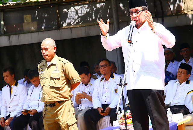 Peringati HUT RI Ke-71, Salim Segaf Minta Kader PKS Terus Melayani Rakyat