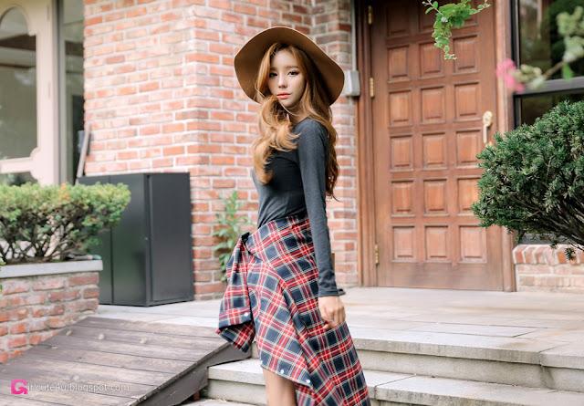 5 Son Ju Hee - very cute asian girl-girlcute4u.blogspot.com