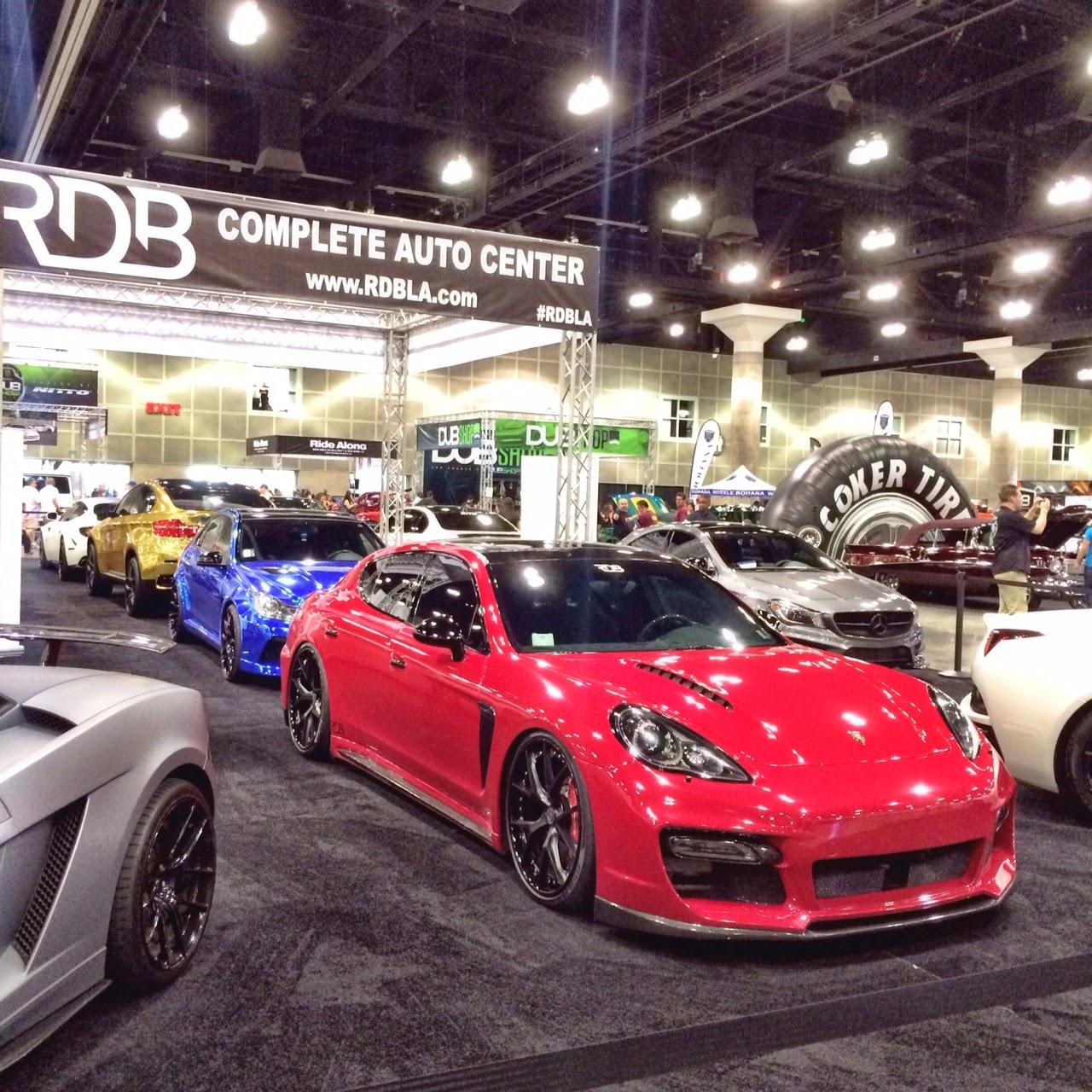 Car Show Coverage: 2014 Dub Car Show: Los Angeles