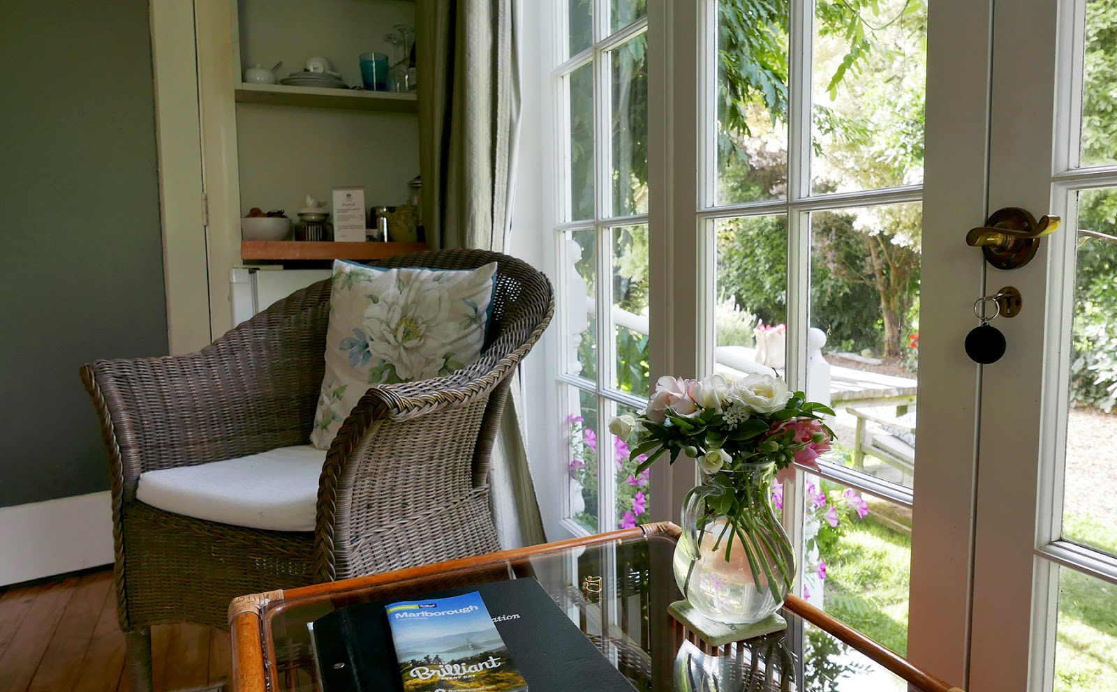 Euriental | luxury travel & style | Woodside, Marlborough B&B, New Zealand