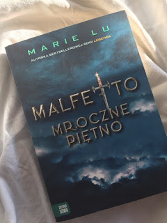 """Zagłębmy się w ciemne rejony """"Malfetto. Mroczne piętno"""""""