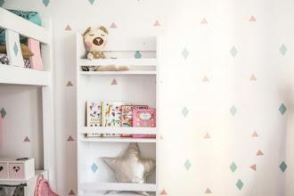 Biblioteczka do pokoju dziecka - inspiracje