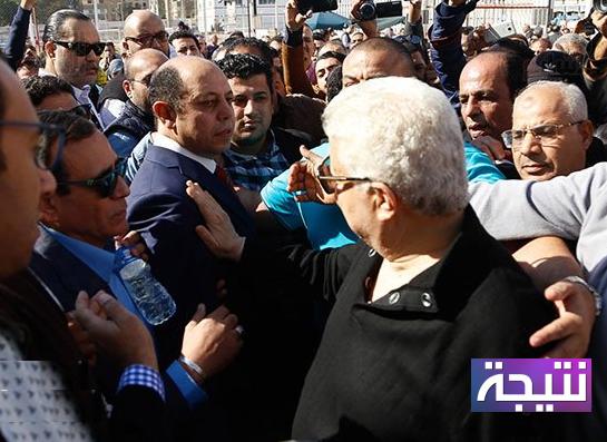 نتيجة انتخابات الزمالك اليوم لحظة بلحظة تعرف على الفائز مرتضى منصور أم أحمد سليمان