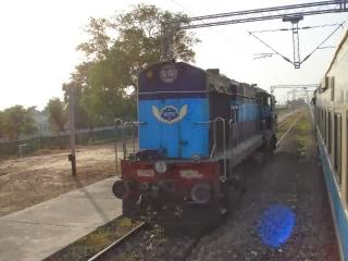 05698 Lower Haflong Lumding Hill Queen Express (MG)