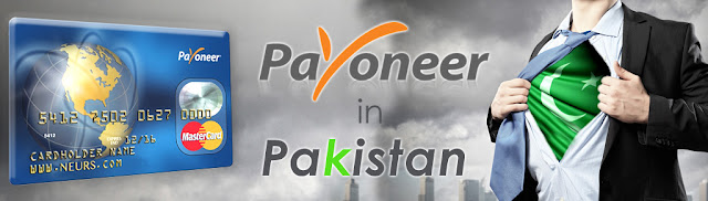 Paypal Account verify with Payoneer in Pakistan