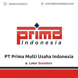 Lowongan Kerja Aceh Barat: PT Prima Multi Usaha Indonesia Juni 2021
