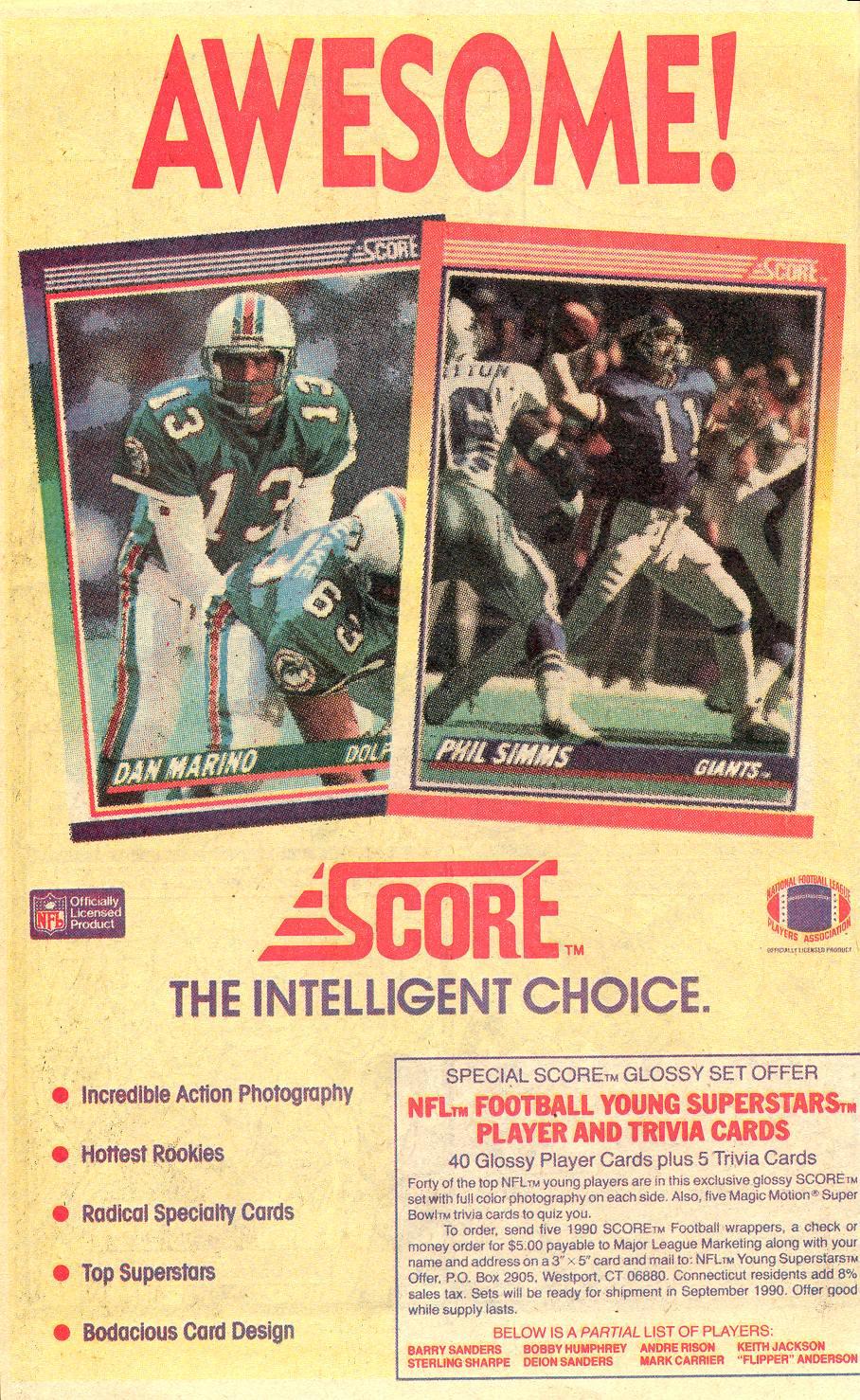 Read online Secret Origins (1986) comic -  Issue #50 - 46