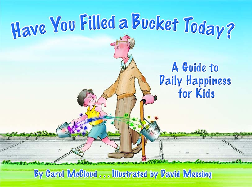 Have You Filled a Bucket Today: Book review with activities