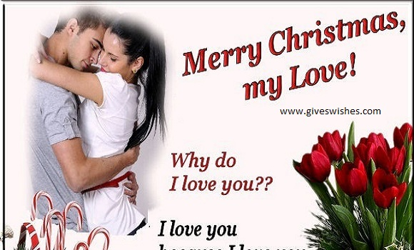 Christmas Is Cancelled. But My Love I Never Leave You. I Love You So Much,  My Love.