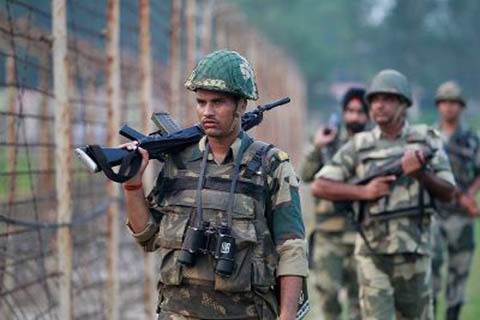 Gorkha soldier killed on LoC
