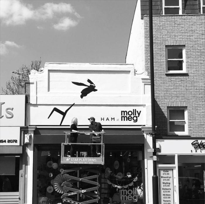 HAM at Molly Meg