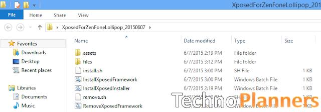 Xposed Framework on Zenfone Lollipop