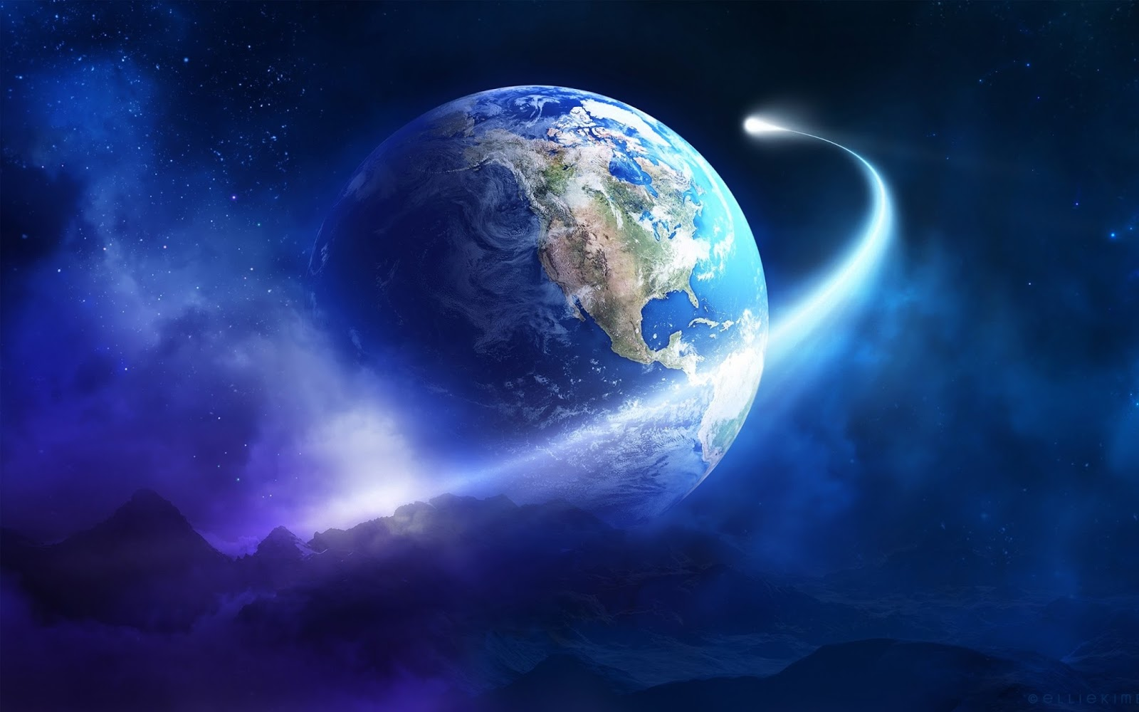 Awesome Wallpapers For Android: Space Awesome 3D Wallpaper For Android
