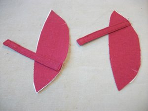 Выкройка пинеток: как сшить пинетки своими руками