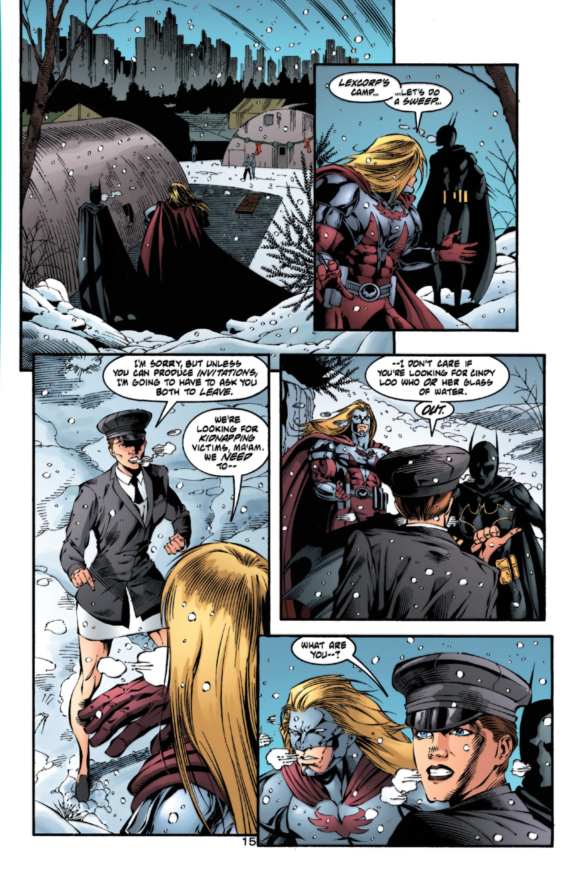 Detective Comics (1937) 741 Page 15