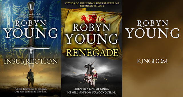 Insurrection Trilogy by Robyn Young