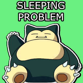snorlax not sleeping
