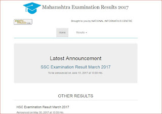 Maharashtra SSC Result 2017 name wise, SSC Result 2017 name wise.