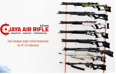 4 Jenis Air Gun