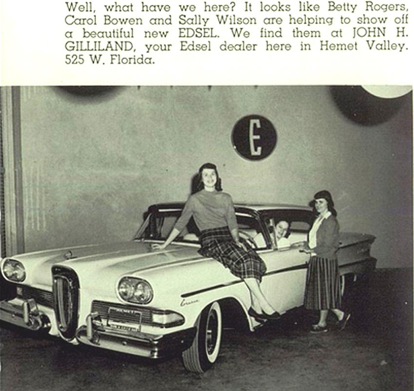 Annualmobiles: John Gilliland Edsel