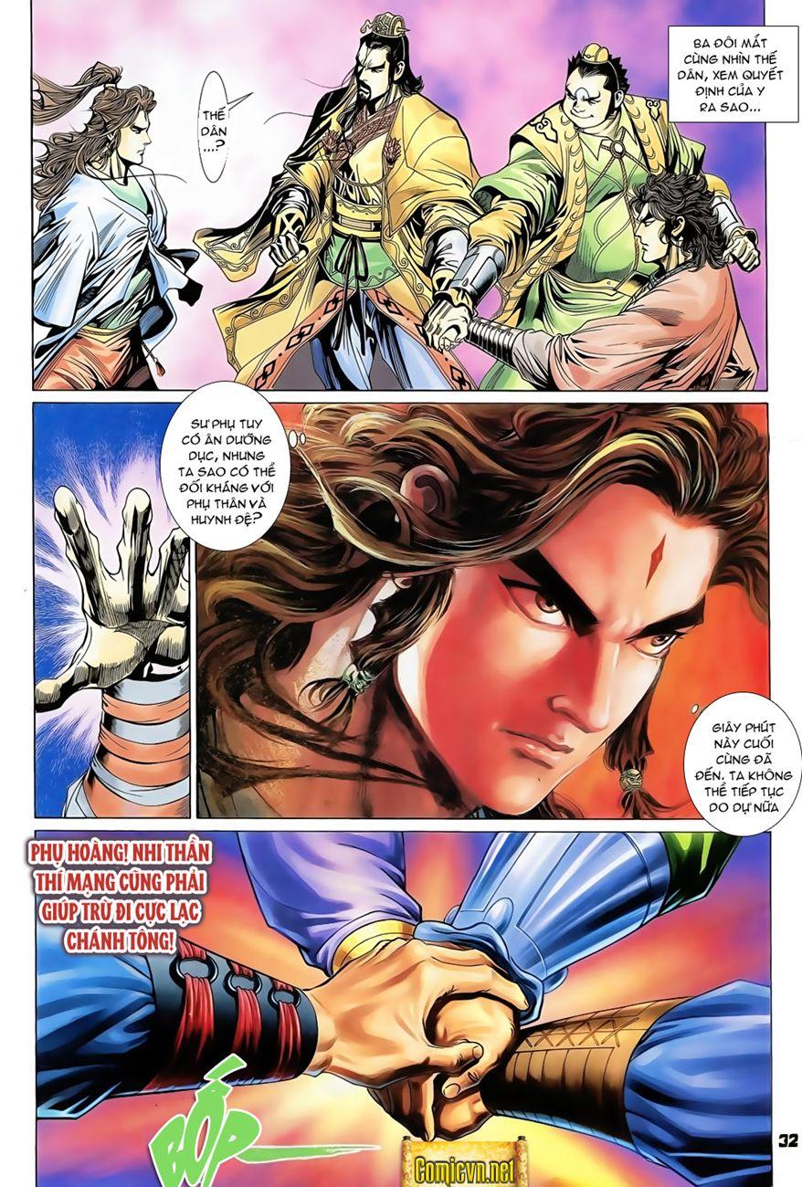 Đại Đường Uy Long chapter 72 trang 40