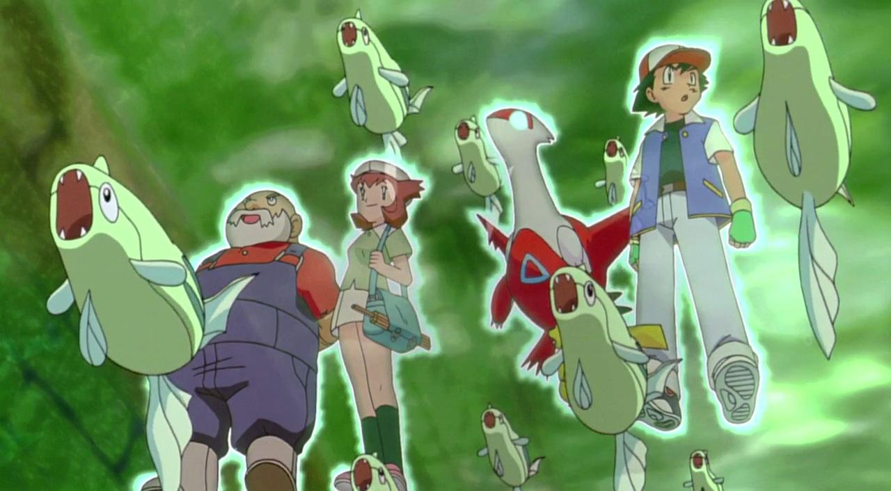 Pokemon Movie Soul Dew Ka Raaz Latias And Latios Full New Movie
