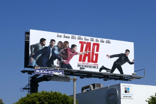 Tag film billboard