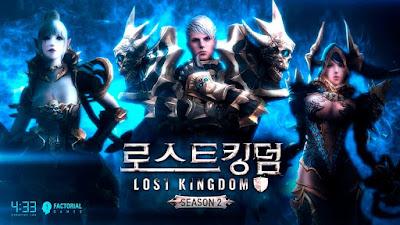 Lost Kingdom Season 2 (로스트킹덤) v 1.0.29 Mod Apk (Unlocked All)